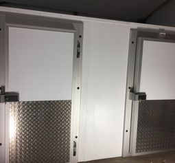Dual Compartment Cold Room